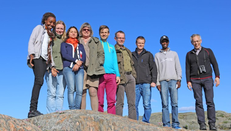 Pleijel_Research team at Hönö 2