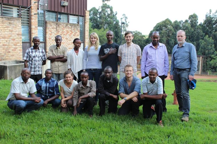 Wallin_Rwanda group